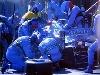 Pit Stop Benetton-renault Australia 1996