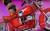 Moto Guzzi V-700 Poster