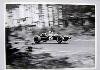 Großer Preis Von Deutschland 1967. Dennis Hulme Im Brabham-repco.