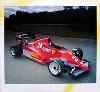 Ferrari 126 C2 Poster