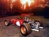 Ferrari 246 Dino Poster