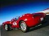 Ferrari 250 Tr Spider Scaglietti Poster