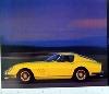 Ferrari 275 Gtb 2 Yellow Poster