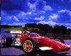 Ferrari 312 B Poster