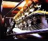 Ferrari 312 B Engine Poster