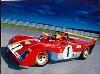 Ferrari 312 P Poster