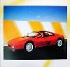 Ferrari 348 Gts Poster