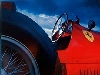 Ferrari 375 Indy Poster