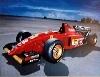 Ferrari 412 T2 Poster