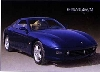 Ferrari 456 M Poster