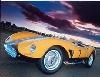 Ferrari 500 Trc Poster