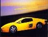 Ferrari 512 Tr Poster