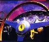 Ferrari 750 Monza Poster