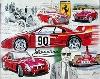 Ferrari Art Rens Biesma Little