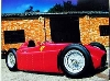 Ferrari D 50 Poster