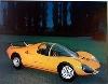 Ferrari Dino 206 Gt Poster