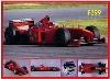 Ferrari F 399 Automobile Car
