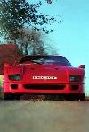 Ferrari F40 1988 Foto Rebmann