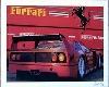 Ferrari F40 Automobile Car