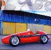 Ferrari 625 F1 Poster
