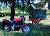 Bmw Motorcycle Original 1988 1000