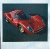 Ferrari P4 Poster