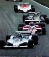 Formel 1 Jaques Laffite Ligier