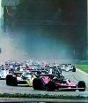 Formel 1 Start Gp Italien