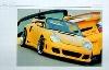 Gemballa Porsche Turbo Gtr 650
