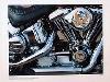 Harley Davidson Heavy Metal Bike