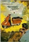 Heinkel Roller Motor Scooter
