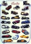 Classic Cars Bugatti Cord Cadillac