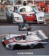 Martini Original 1977 Porsche Race