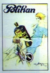 Classic Ad Bureau Office Pelikan