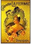 Classic Ad Cigarette La Ferme