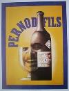 Klassische Werbung Pernod Fils Anzeige