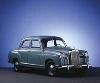 Mercedes-benz V120 Ponton 1954 Dreamcars