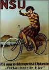 Nsu Bicycle