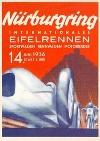 Nurburgring Eifelrennen Auto Union Silverarrow