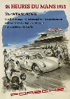 24h Le Mans 1953 - Porsche Reprint - Kleinposter