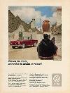 Vw Karmann Ghia Anzeige 1963