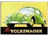 Vw Volkswagen Käfer Werbung 1949