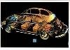 Vw Volkswagen Beetle Advertisement 1954