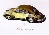 Vw Volkswagen Käfer-werbung 1952