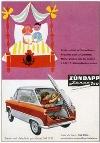 Zündapp Janus 1957 Bubblecar Zuendapp