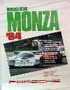 Porsche Original 1984 - 1000 Km Monza - Mint