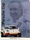 Porsche Original Rennplakat 1994 - Porsche Cup - Neuwertig