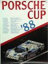 Porsche Original Racing Poster 1988 - Porsche Cup - Good Condition