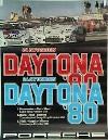Porsche Original Rennplakat 1980 - 24 Stunden Von Daytona - Gut Erhalten