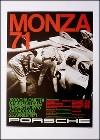 1000 Km Of Monza 1971 - Porsche Reprint
